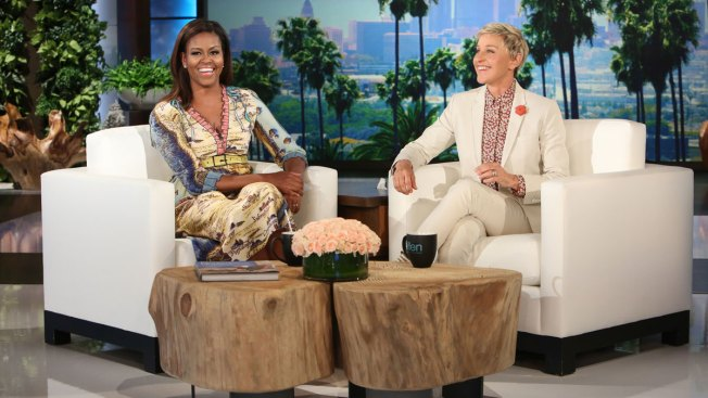 Ellen Takes Michelle Obama Shopping As The First Lady Co-Hosts Show