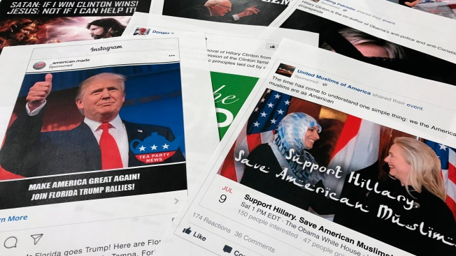 Facebook will soon let you see which Russian pages you interacted with