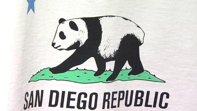 Locals Create Panda-Themed San Diego Flag
