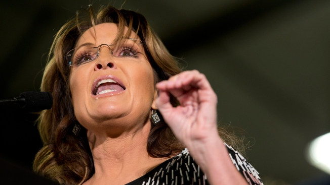 Sarah Palin Expresses Interest In Trump Administration Job: Sources