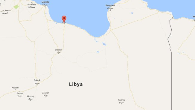 US Bombers Strike ISIS Camps in Libya