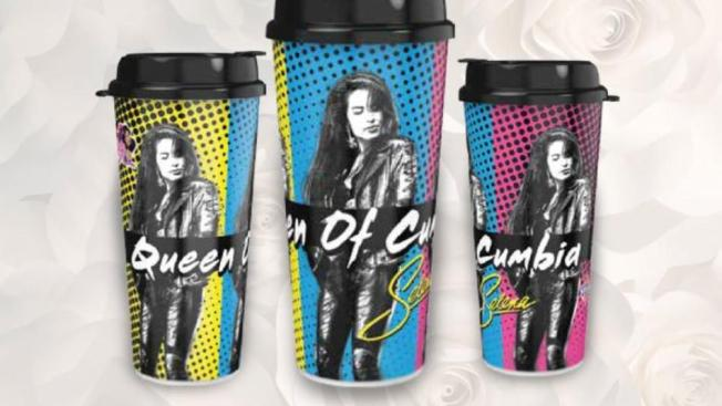 Limited-Edition Selena Cups Are Going on Sale