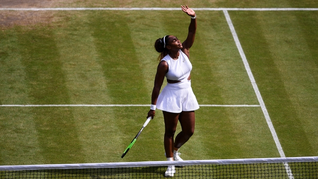 Wimbledon: Serena Williams To Face Simona Halep in Women's Singles Final