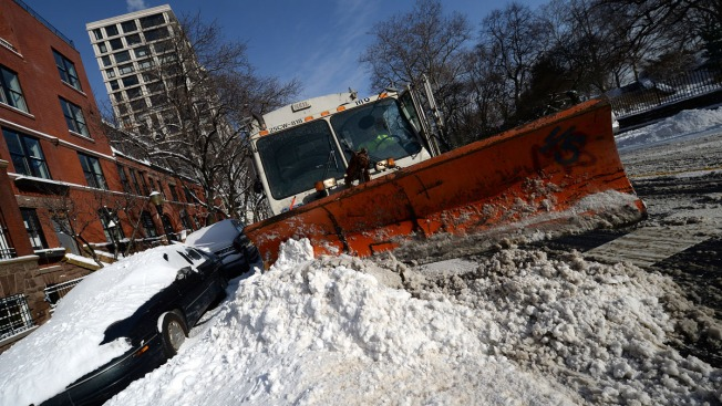 Removing Snow Costs $1.8 Million per Inch in New York City: Study