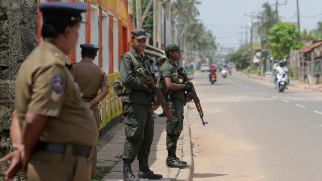 All Directly Involved in Sri Lanka Attacks Dead or Arrested, Police Say