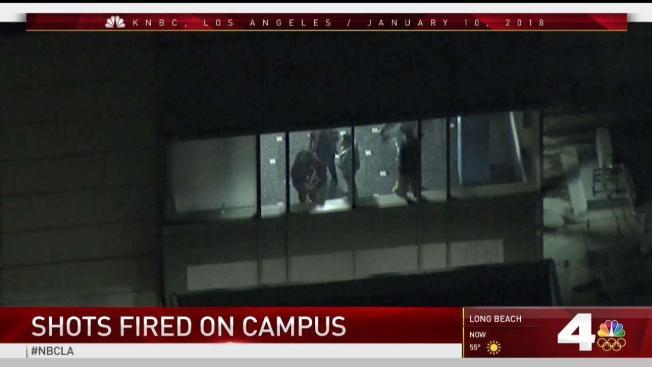 Cal State University San Bernardino >> 'Pretty Jarring': Cal State San Bernardino on Lockdown ...