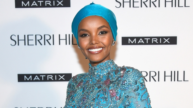 Halima Aden Is First Sports Illustrated Swimsuit Model to Wear Hijab, Burkini