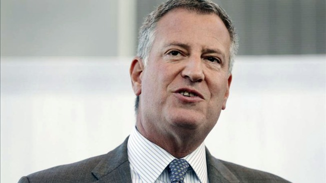 NYC Mayor Does Dramatic Reading of Snowstorm Warning Parody