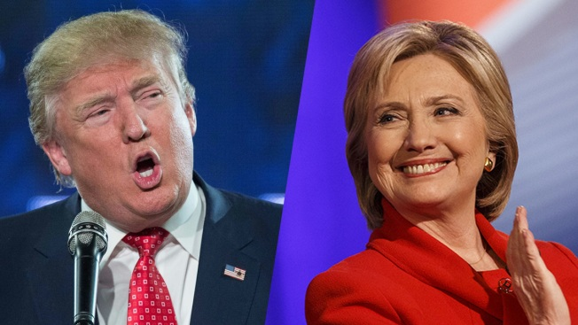 NBC/WSJ Poll: Clinton Retains 5-Point Lead Over Trump Heading Into Conventions