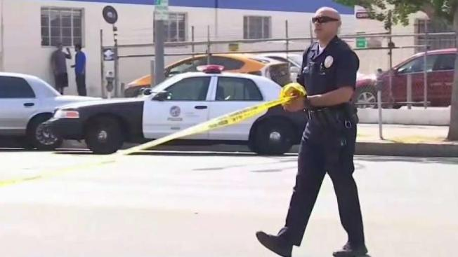 Teacher Student Wounded In Shooting Near Van Nuys School