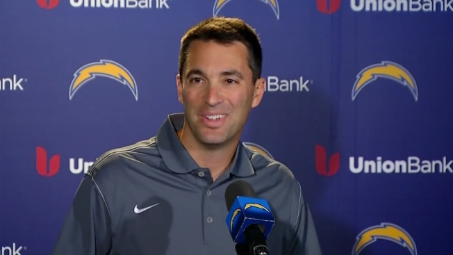GM Tom Telesco Reflects on Chargers' Season and 'Hard Knocks' Appearance