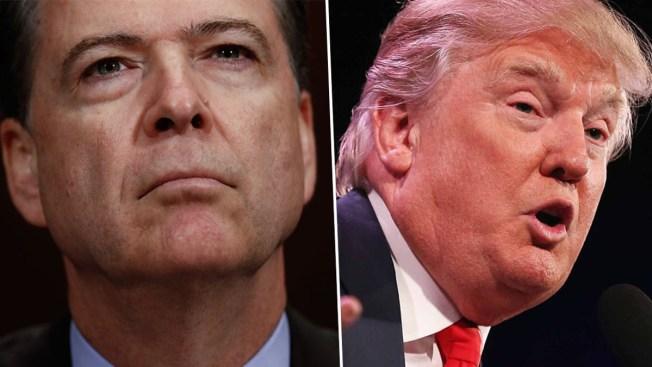 Mueller Team Has Draft Letter on Comey Firing: Source