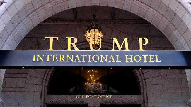 Appeals Court Dismisses Emoluments Case Against Trump Brought By Maryland, DC