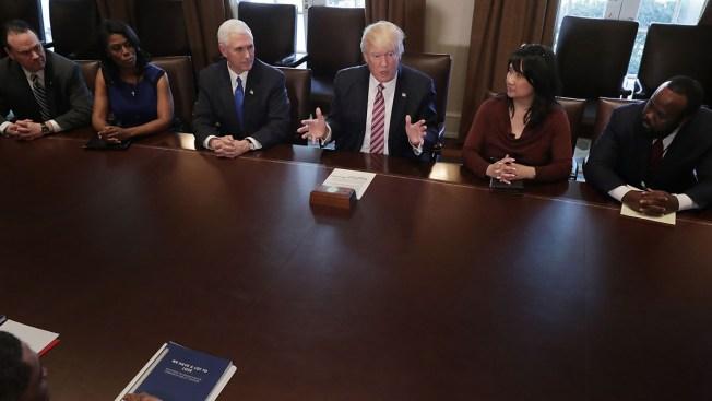 Congressional Black Caucus Turns Down Trump Invitation