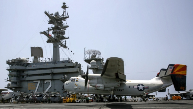 US Navy Launches Search for Missing Sailor in Arabian Sea After Reported 'Overboard Incident'