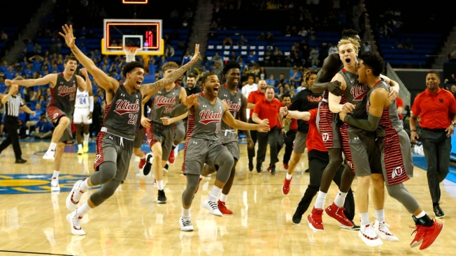 UCLA Blows 22-Point Lead, Loses to Utah on Buzzer Beater