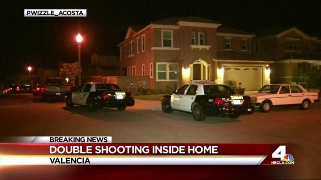 Father Son Fatally Shot In Valencia Home Nbc Southern
