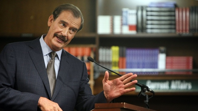 Former Mexico President Vicente Fox Joins High Times Board