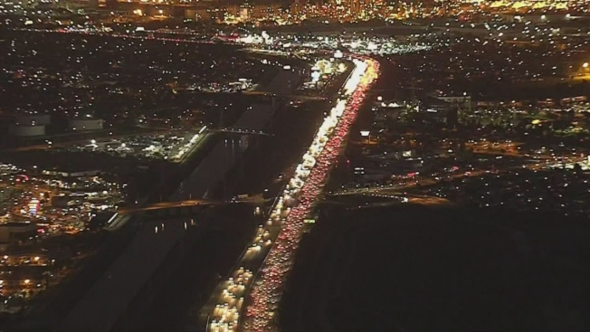 [UPDATED 4/25] Southern California Traffic Headaches