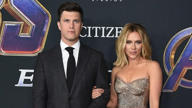 [NATL] Celebrity Hookups: Scarlett Johansson, Colin Jost Engaged