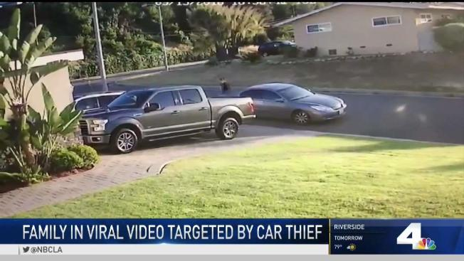 West Covina Father Encounters Attempted Carjacker While Loading Luggage To  Truck   NBC Southern California