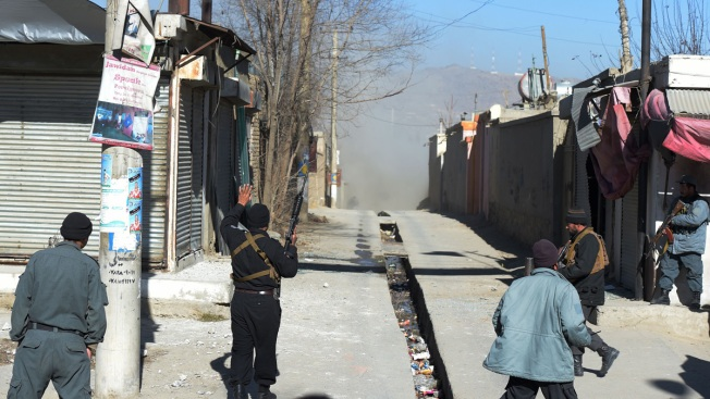 Dozens Killed in Attack on Afghan Cultural Center