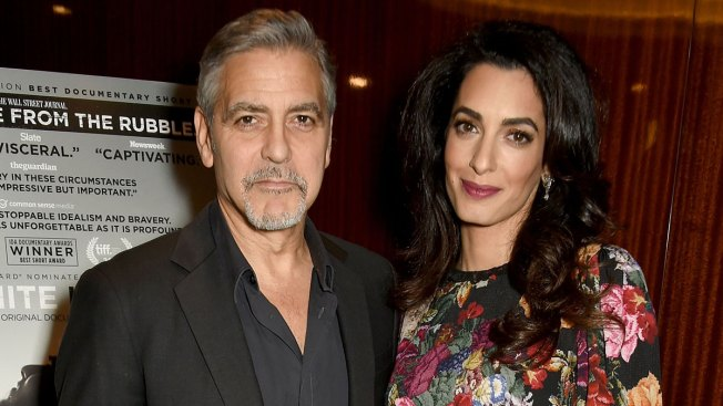 George Clooney and Wife Amal Expecting Twins: Reports