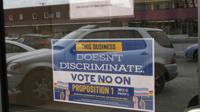 Anchorage Voters First in the Nation to Reject Bathroom Bill