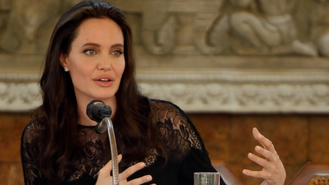 Angelina Jolie to Teach Course at London School of Economics
