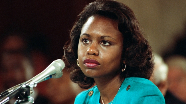 Anita Hill: Kavanaugh Hearing Isn't a Referendum on #MeToo