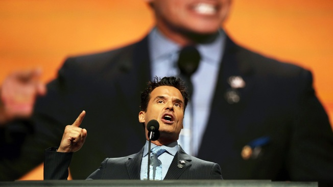 Actor Antonio Sabato Jr. Running for California House Seat
