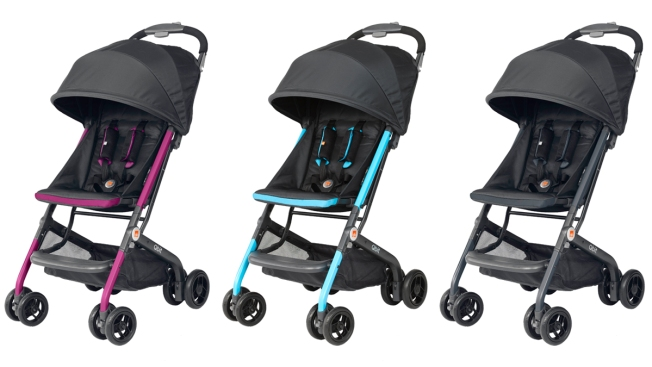 Qbit Strollers Recalled Due to Laceration, Fall Hazards