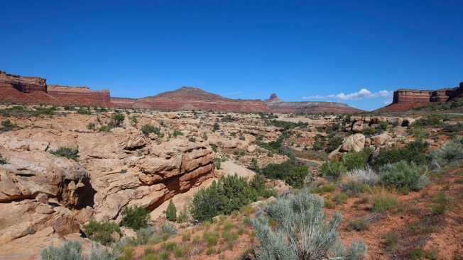 Interior Secretary Suggests Shrinking National Monument in Utah, Leaving Native American Groups Angered