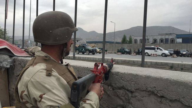 Afghan Soldier Killed After Shooting, Wounding 3 US Troops