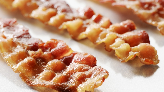 Bacon Festival Sizzles at Paramount Studios