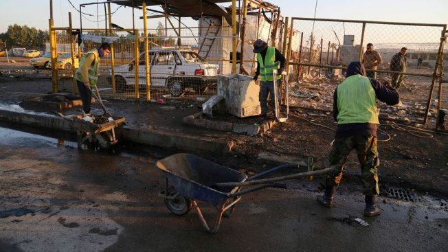 Baghdad Car Bomb Claimed by Islamic State Kills 55