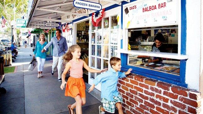 Visit Balboa Island
