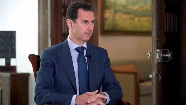 France Says Analysis Shows Syrian Regime Behind Sarin Attack