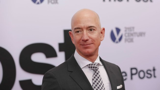 Jeff Bezos becomes richest person in history