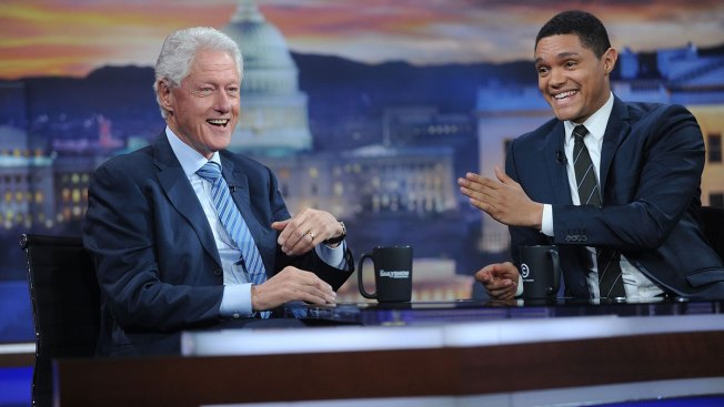Bill Clinton Warns of Giving in to 'Lowest Common Denominator' on 'The Daily Show'