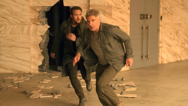 'Blade Runner 2049' Pulls in Older Guys, But Few Others