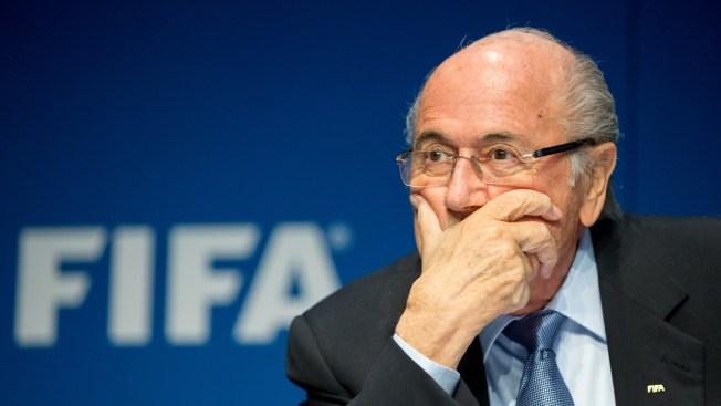 FIFA Head Blatter Criticizes AG Lynch, Soccer Corruption Case