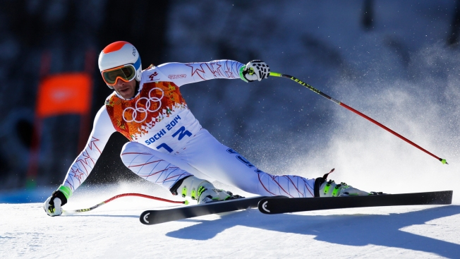 Bode Miller Secures Most Favored Status for Downhill With Training Run Win
