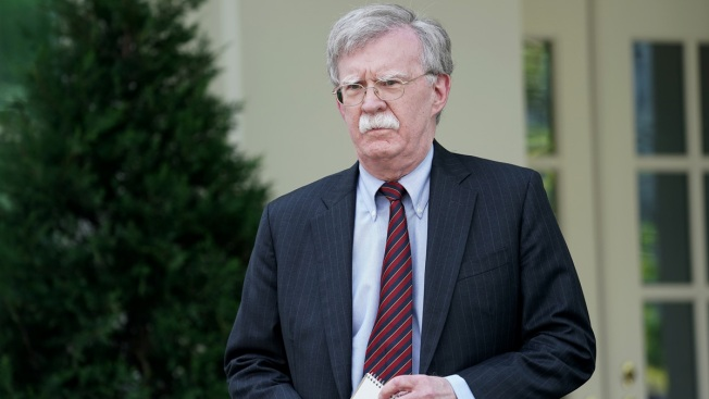 Trump and John Bolton Sparred Over Lifting Iran Sanctions