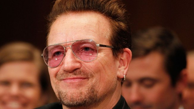 Bono First Man to Make Glamour's Women of the Year List