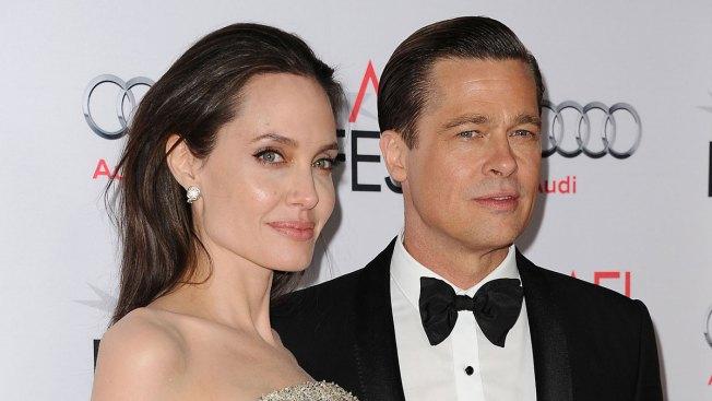 Shoots Self After Angelina Jolie Divorce [Rumors — Brad Pitt Dead