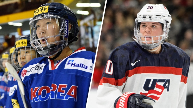 2 Hockey Sisters Will Share an Olympic Journey Playing for Different Nations