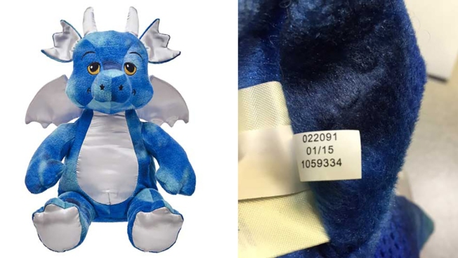 Build A Bear Recalls Stuffed Animals Over Choking Hazard Nbc