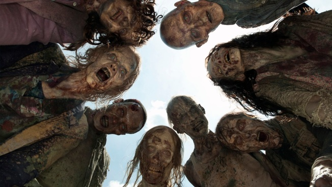 """Walking Dead"" FX Guru: How to Be a Killer Halloween Zombie"