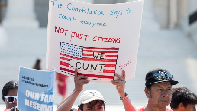 Trump 'Determined' to Add Citizenship Question to the Census, Immigration Official Says